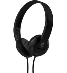 Skullcandy On Ear Stereo Headset,  black