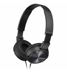 SONY J LIGHT WEIGHT SMARTPHONE HEADSET,  black