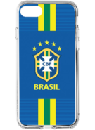 FIFA WORLD CUP CASES FOR IPHONE 7/8,  brazil blue