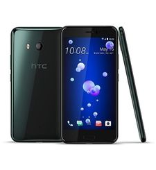 HTC U11 128GB 6GB RAM DUAL SIM,  black