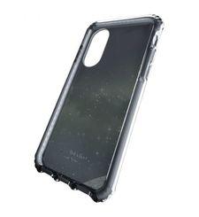 CELLULARLINE IPHONE X BACK CASE ULTRA PROTECTIVE,  black