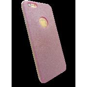 MYCANDY IPHONE 7 BACK CASE MOONRAY GLITTER PINK