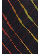 Veera Paridhaan Georgette Printed Womens Dupatta (VP0007), black