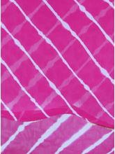 Veera Paridhaan Georgette Printed Womens Dupatta (VP0008), red