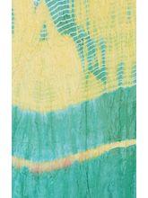 Veera Paridhaan Georgette Printed Womens Dupatta (VP0003), green