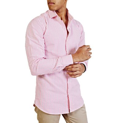 Pink Ray, s, cotton, pink