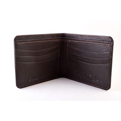 Brown Wallet, brown, leather