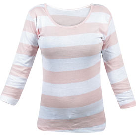 Pink Rose Women Full Sleeves Multicolour Top, s, cotton, multicolor
