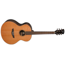 Faith, Acoustic Electric Guitar, Neptune, Baby Jumbo, Apollo Series -Exotic FANECA