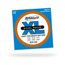 D'Addario EXL140 XL Lite /Heavy Bot Electric Guitar Strings Set