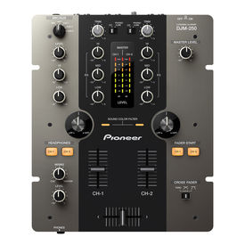 Pioneer DJM 250 Performance DJ Mixer