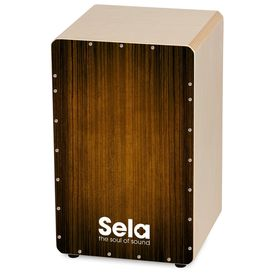 Sela Varios SE053 Cajon, light brown
