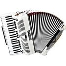 Roland FR-7x WH Digital Accordion