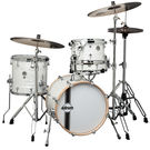 DDRUMS SE bop kit in White marine Pearl finish