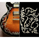 Bob Weir's Cowboy Fancy Vine (AWP) Inlay Sticker