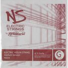D'Addario NS314 Violin String NS Electric - G