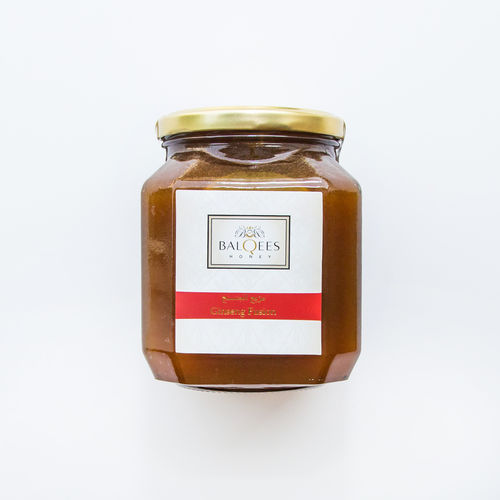Raw Honey & Ginsing Fusion