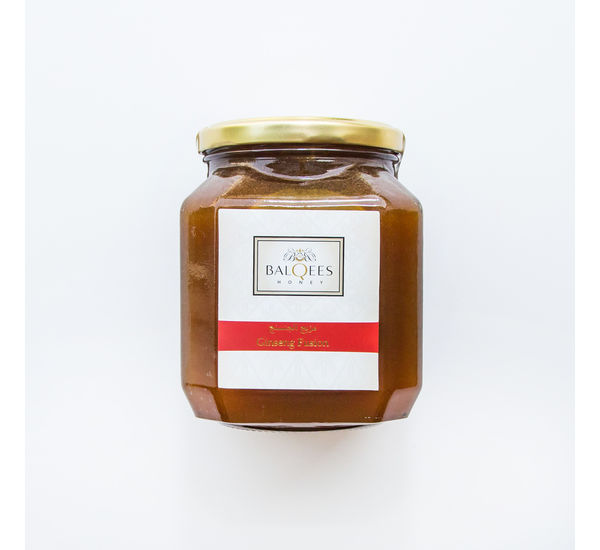 Raw Honey & Ginsing Fusion, 1 kg