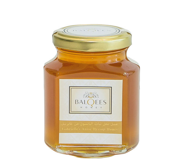 Gabrielle's Anise Hyssop Honey, 250 g