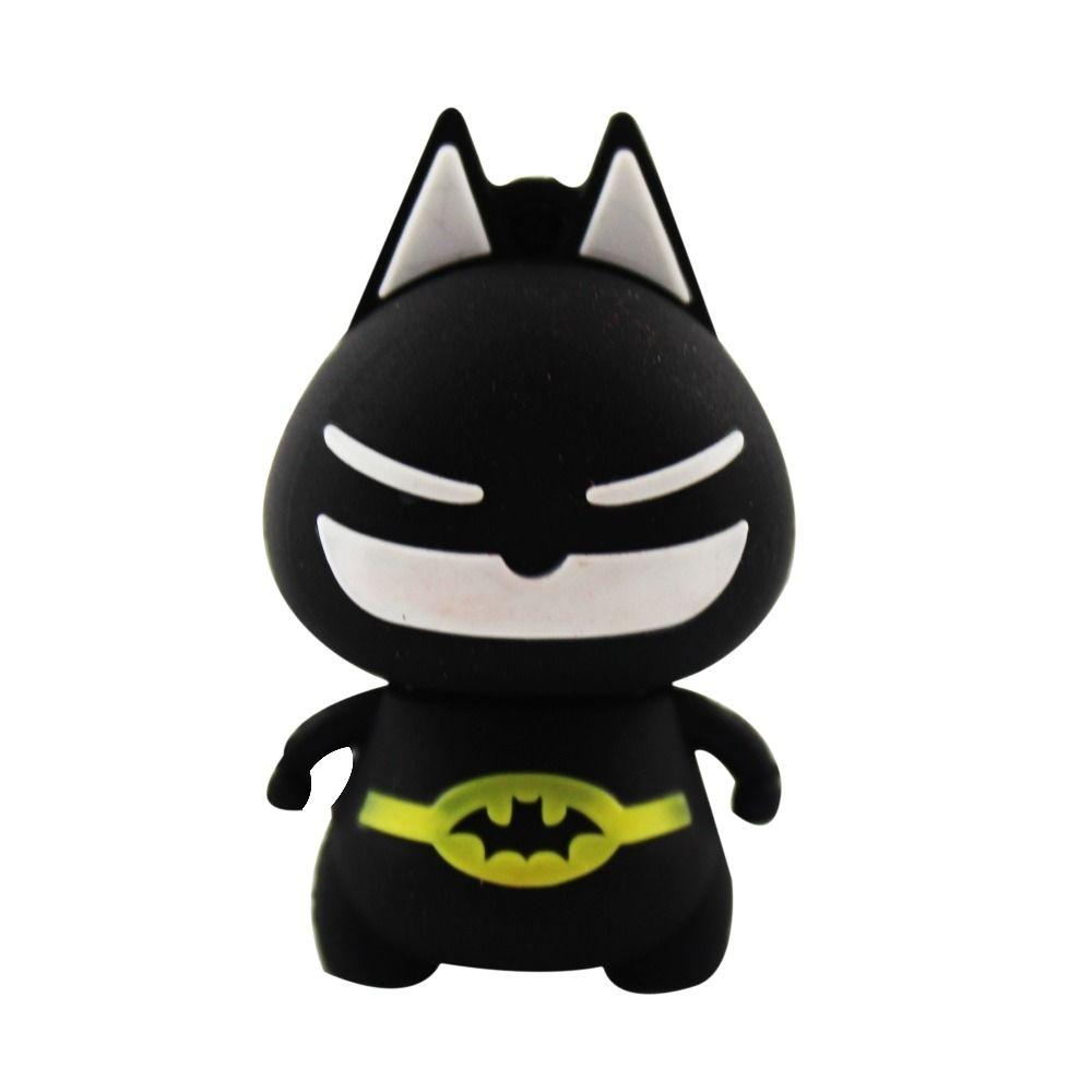 Universal Shopizone Super Hero Batman USB 2.0 32 GB Fancy Pendrive, black