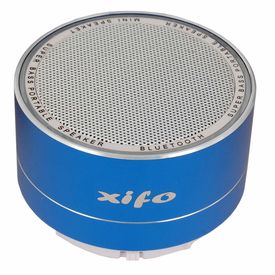 Xifo Wireless Bluetooth Stereo Speaker for Android Support Model Y10Plus-mini in Blue Colour