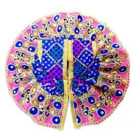 Beautiful Heavy Work Poshak / Zari Work Poshak For Laddu Gopal (3 No)