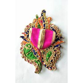 Shankh Poshak For Thakurji / Designer Poshak For Bal Gopal