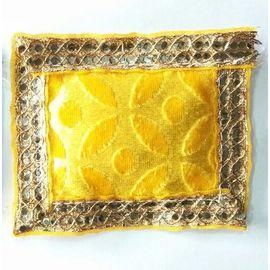 Elegent Woolen Gaddi For Bal Gopal / Designer Woolen Aasan For Laddu Gopal