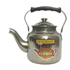 Dhara Stainless Steel Tea Kettle / Tea Serving Kettle