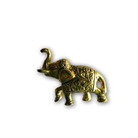Brass Hathi / Handicraft Elephant For Successful Wealth