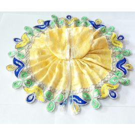 Poshak For Laddu Gopal Shringar / Beautiful Poshak For Bal Gopal (4 NO)