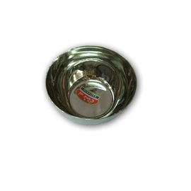 Classic Steel Bowl / Stainless Steel Katori - 2 Pcs