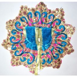 Classic Woolen Poshak For Laddu Gopal / Designer Poshak For Bal Gopal