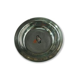 Everest Gold Halwa Plate / Plate / Serving Plate - 2 Pcs