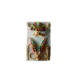 Laddu Gopal Jewellery Set Beautiful Shringar Set