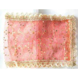Matarani Chunri / Mataji Chunri / Sitara Work Chunri - 2 Pcs