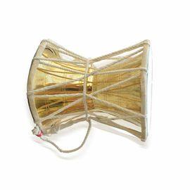 Brass Pooja Damru / Shiva Damru