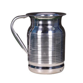 Radha Water Jug / Stainless Steel Water Jug / Pooja Jug