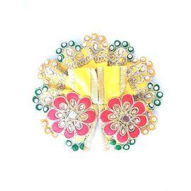 Designer Poshak For Bal Gopal/ Bright And Colourfull Poshak For Laddu Gopal (0 No)