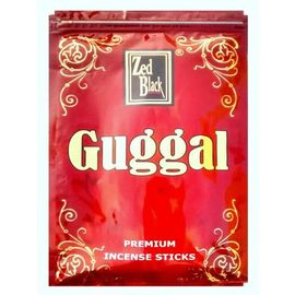 Zed Black Gugal Premium Incense Sticks Set Of 3