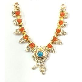 Designer Neckless For Laddu Gopal / Haar Shringar For Thakurji
