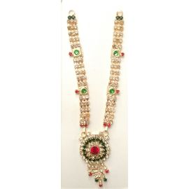 God Shringar / Devi Haar / Shringar / Gemstone Neckless / Matarani Neckless
