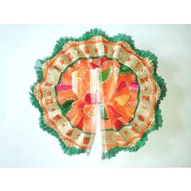 Laddu Gopal Silk Net Poshak ( 2 No. )
