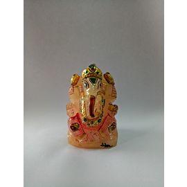 Margaj Ganesh Original With Pure Copper Ganesh Yantra
