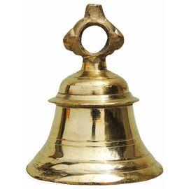 Pooja Bell / Brass Designer Bell / Brass Temple Ghanta Bell