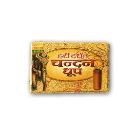 Hari Darshan Chandan Dhoop / Sandal Dhoop For All Religious Ceremonies - 6 Pcs
