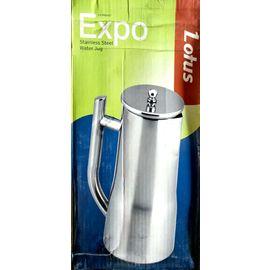 Expo Lotus StainlessSteel Water Jug / Water Serving Jug