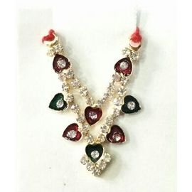 Classic Haar For Bal Gopal / Designer Neckpiece For Laddu Gopal