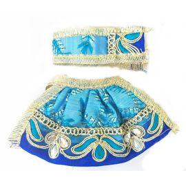 Durga Mata Poshak / Navratra Shringar/ Poshak For Matarani (2no)