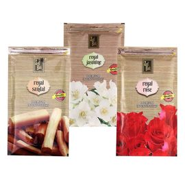 Zed Black Regal Premium Incense Sticks Combo Of Sandal, Jasmine & Rose